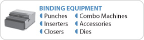 Binding Equipment