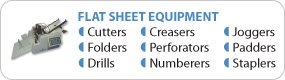 Flat Sheet Equipment